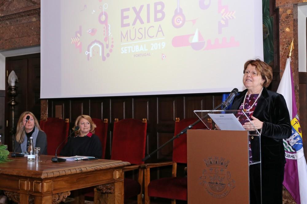 Exib Música | Ana Paula Laborinho