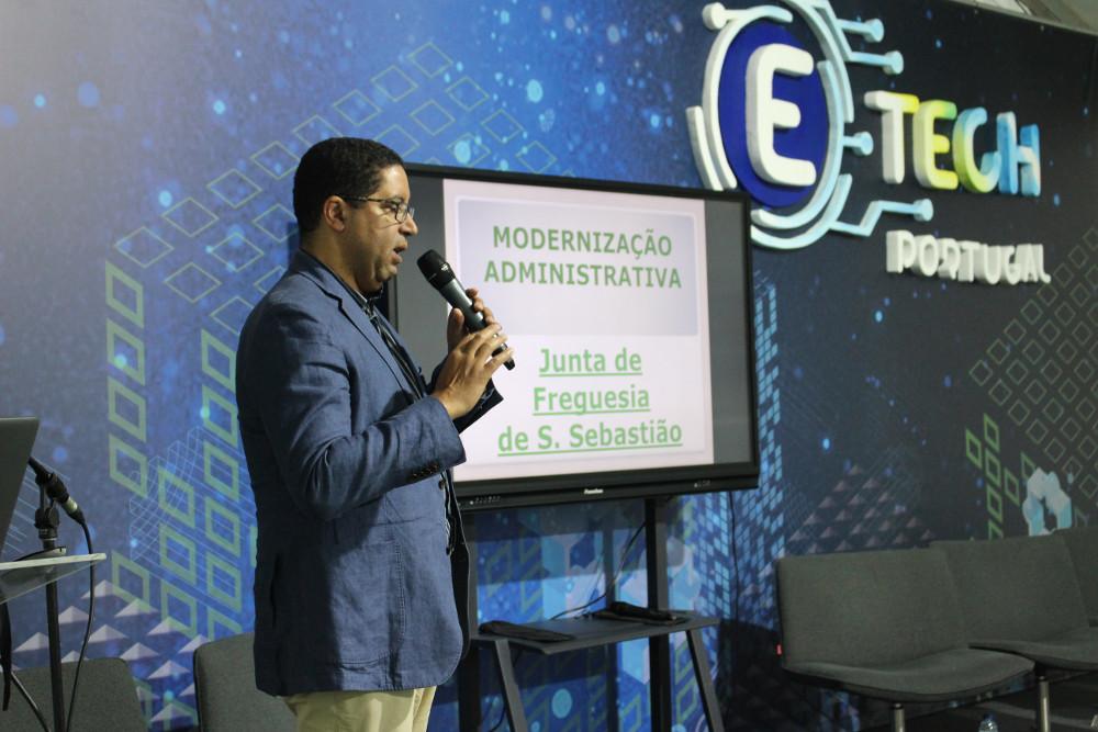 Nuno Costa na E-Tech Portugal 2019