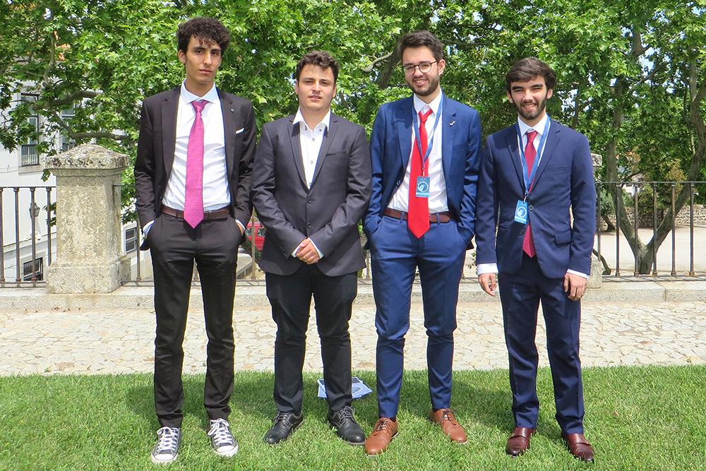Parlamento Europeu dos Jovens