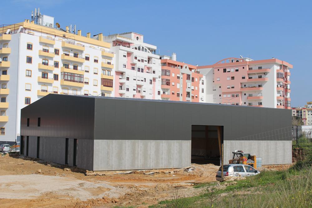 Pavilhão Operacional da Junta de Freguesia de São Sebastião