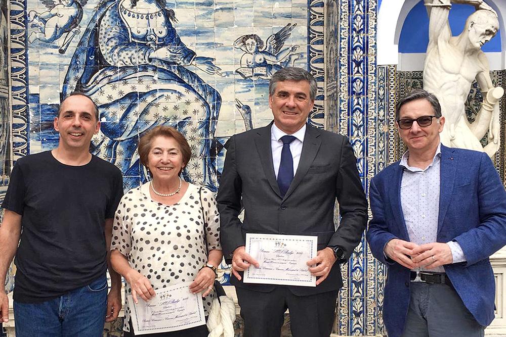 Prémio SOS Azulejo - Galeria Ratton