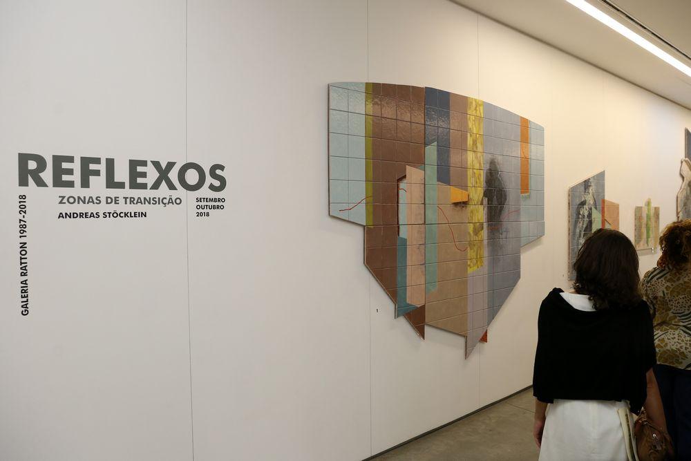 Reflexos da Galeria Ratton 1987-2018