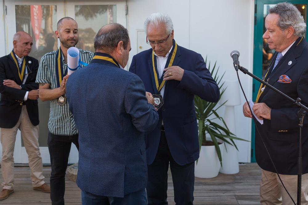 Apresentação da Feira de Sant'Iago e Entronização na Confraria do Peixe - Sunset Flavour Party