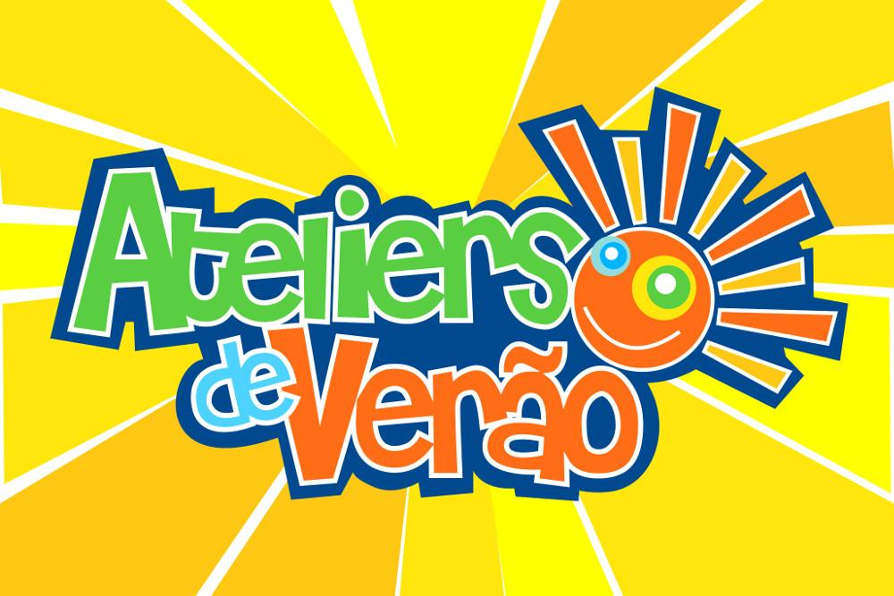 Ateliers de Verão | logotipo