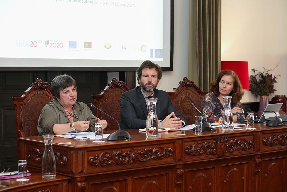 Conselho Local de Ação Social - reunião plenária