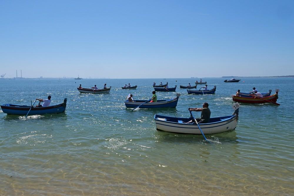 Semana do Mar e do Pescador 2019 | Corrida de Botes a Remos