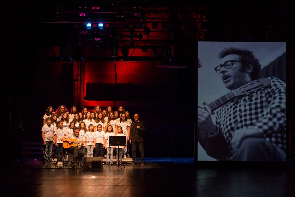 Exib Música | João Afonso e Coral Infantil de Setúbal | Gala de Encerramento