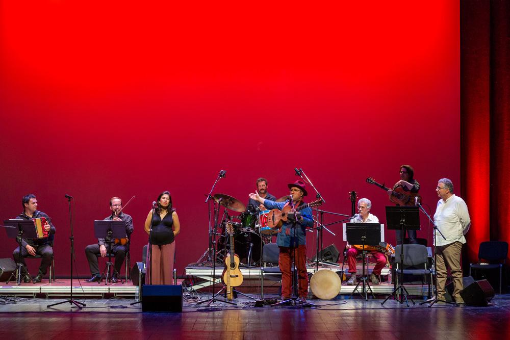 V EXIB Música - gala de abertura