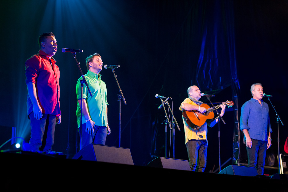 Exib Música | Cuarteto Karé | Praça de Bocage