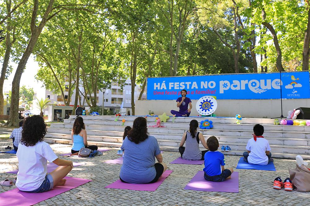 Há Festa no Parque 2019