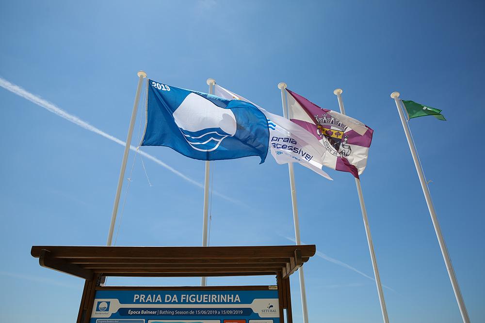 Hastear da Bandeira Azul