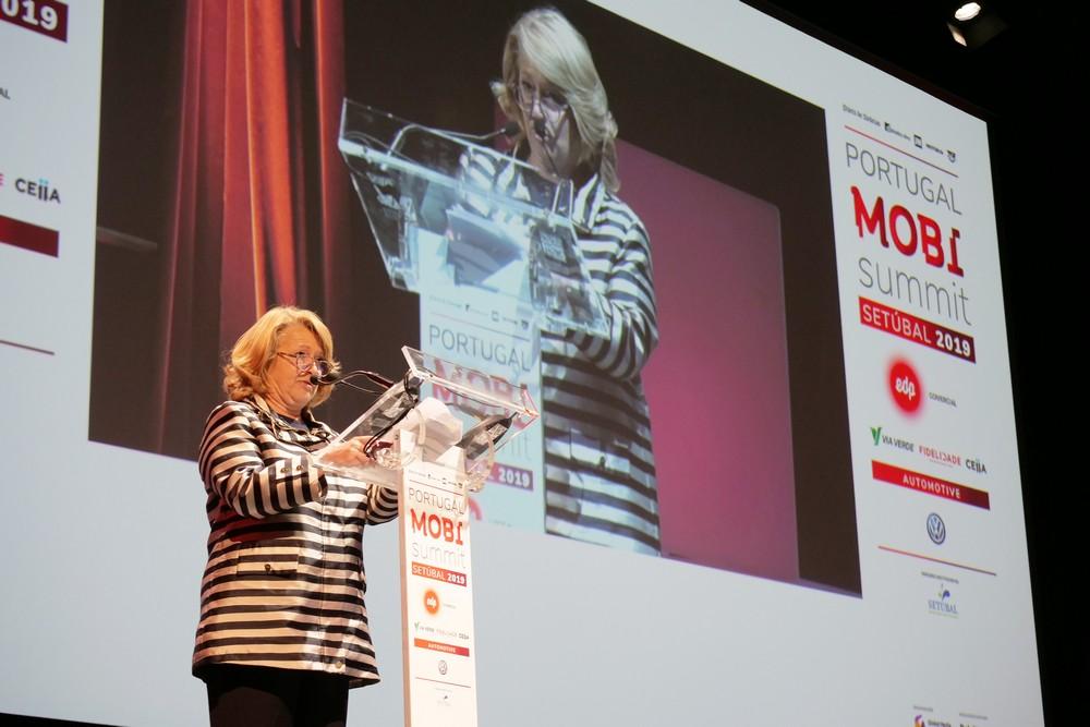 Portugal Mobi Summit | Automative Sessions | Maria das Dores Meira