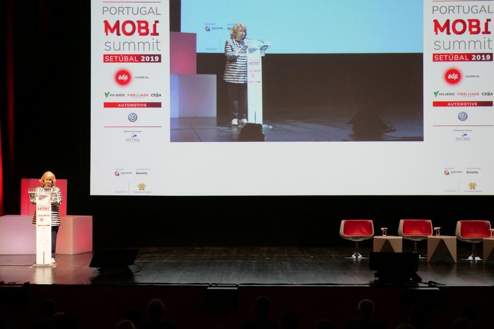 Portugal Mobi Summit   Automative Sessions   Maria das Dores Meira
