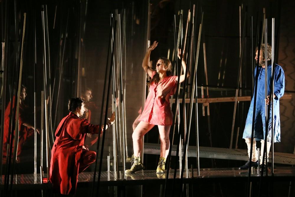 Purgatório | A Divina Comédia | Teatro O Bando (estreia)