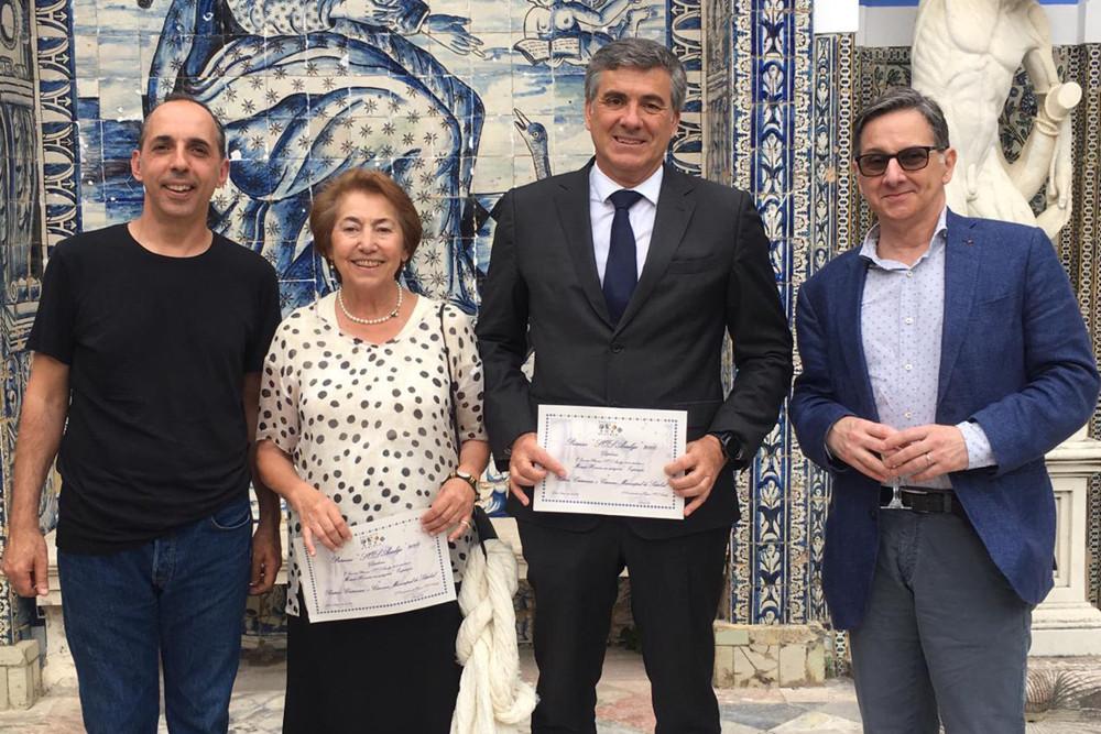 SOS Azulejo | Galeria Ratton Cerâmicas premiada