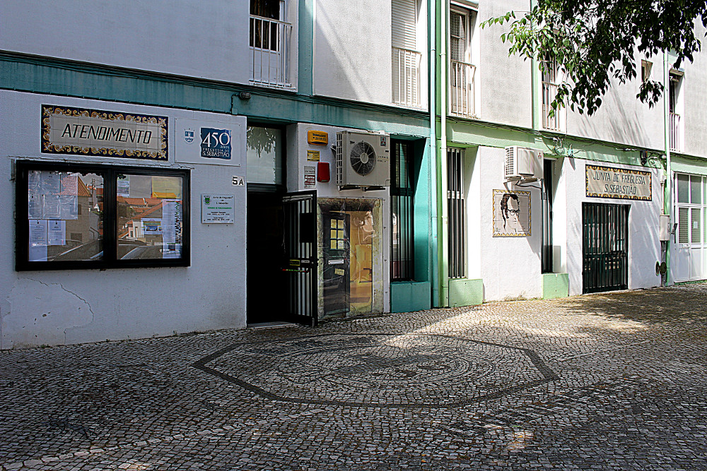 Junta de Freguesia de São Sebastião | sede