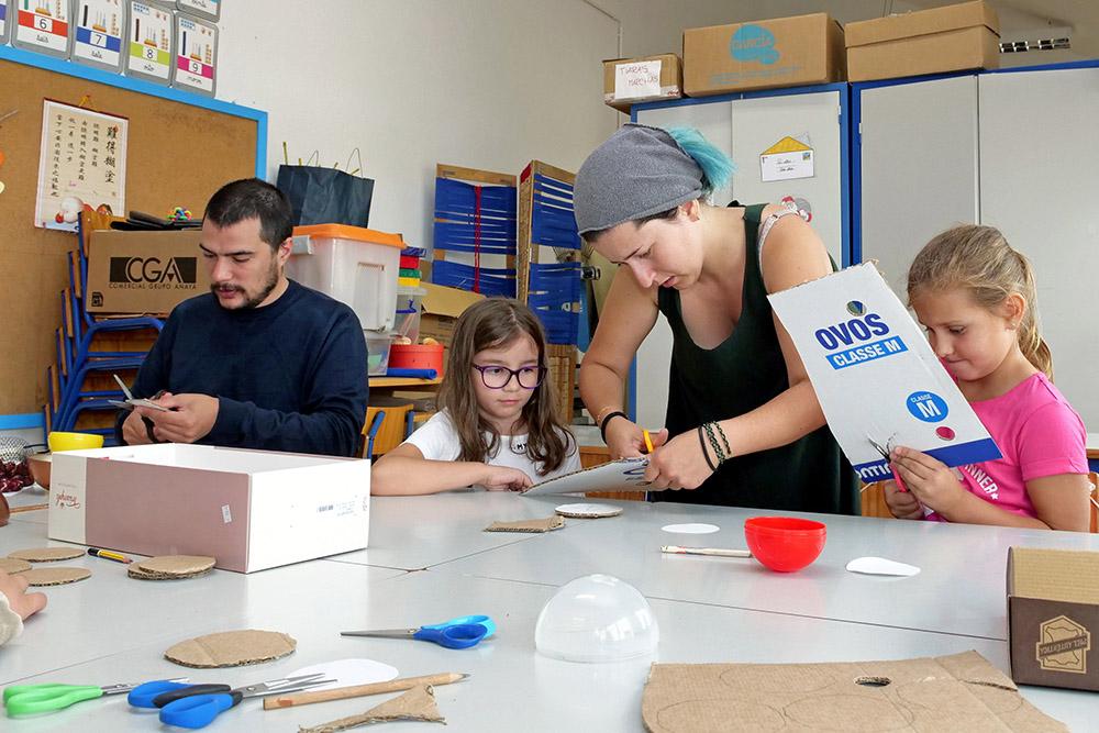 Ateliers de Verão 2019 - artes plásticas