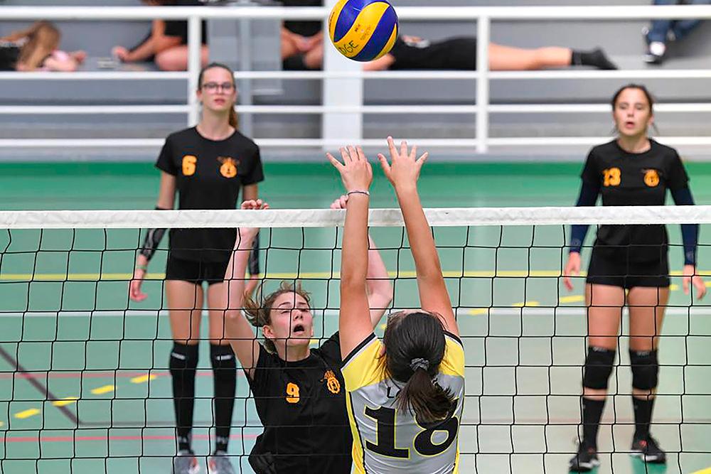 Campeonatos Nacionais Escolares de Iniciados | Voleibol | ©Desporto Escolar
