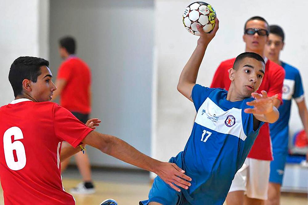 Campeonatos Nacionais Escolares de Iniciados | Andebol | ©Desporto Escolar