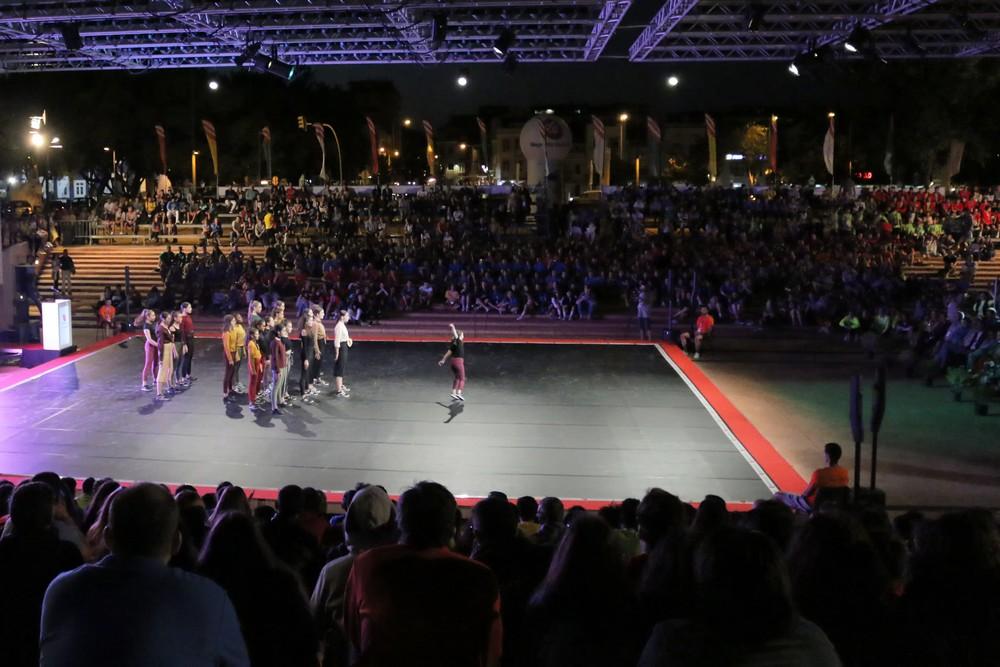 Campeonatos Nacionais Escolares de Iniciados - Cerimónia de Abertura