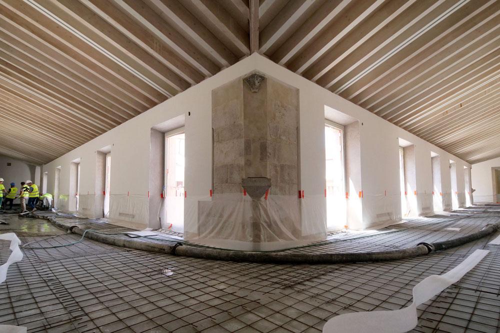 Reabilitação do Convento de Jesus - 2.ª fase