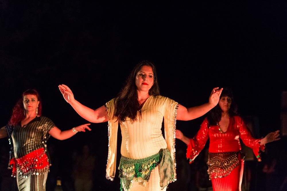 Dança Oriental e as 1001 Noites