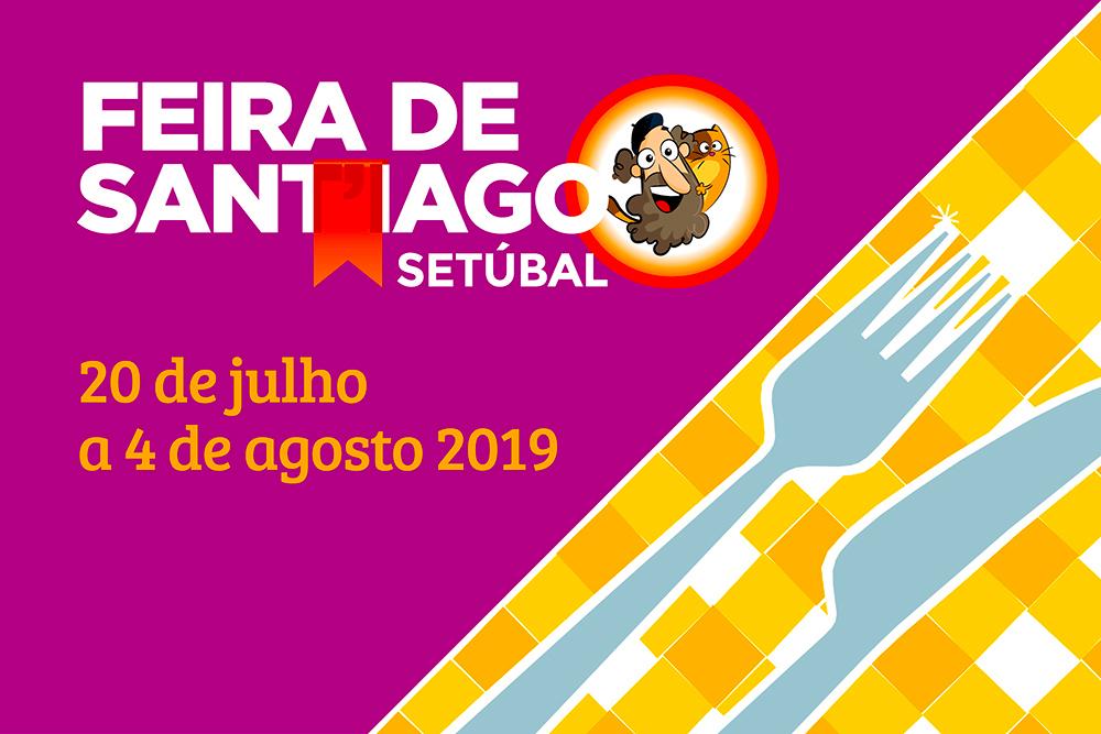 Feira de Sant'Iago 2019