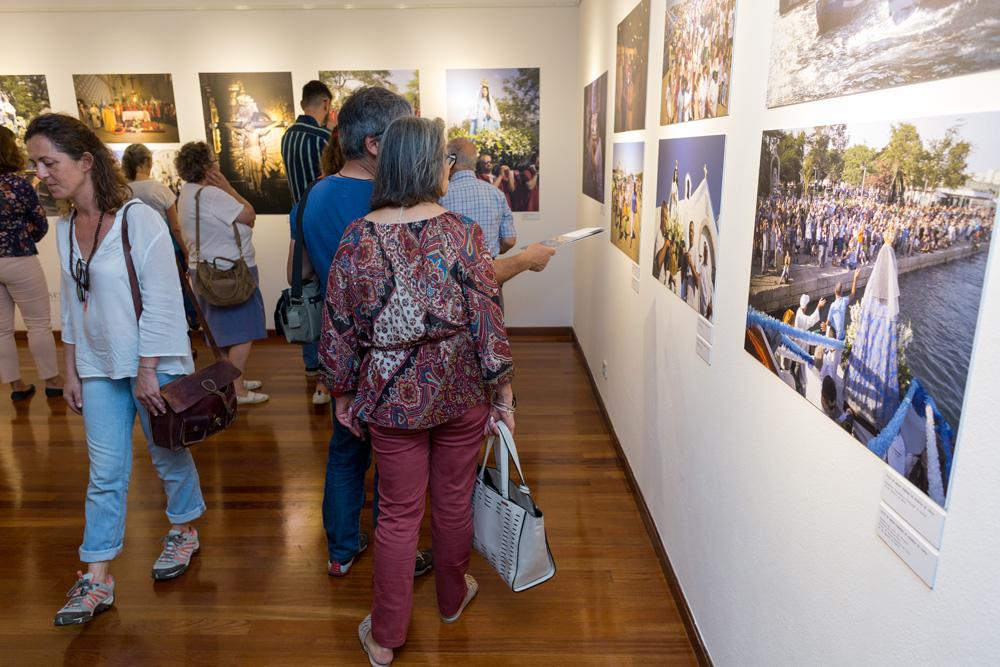 Festas do Mar - exposição de José A. Carvalho