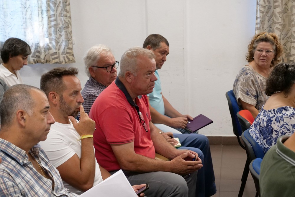 Crise energética - reunião da Proteção Civil
