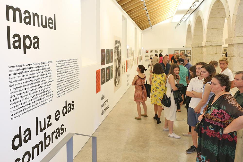 Exposição Da Luz e das Sombras - Manuel Lapa