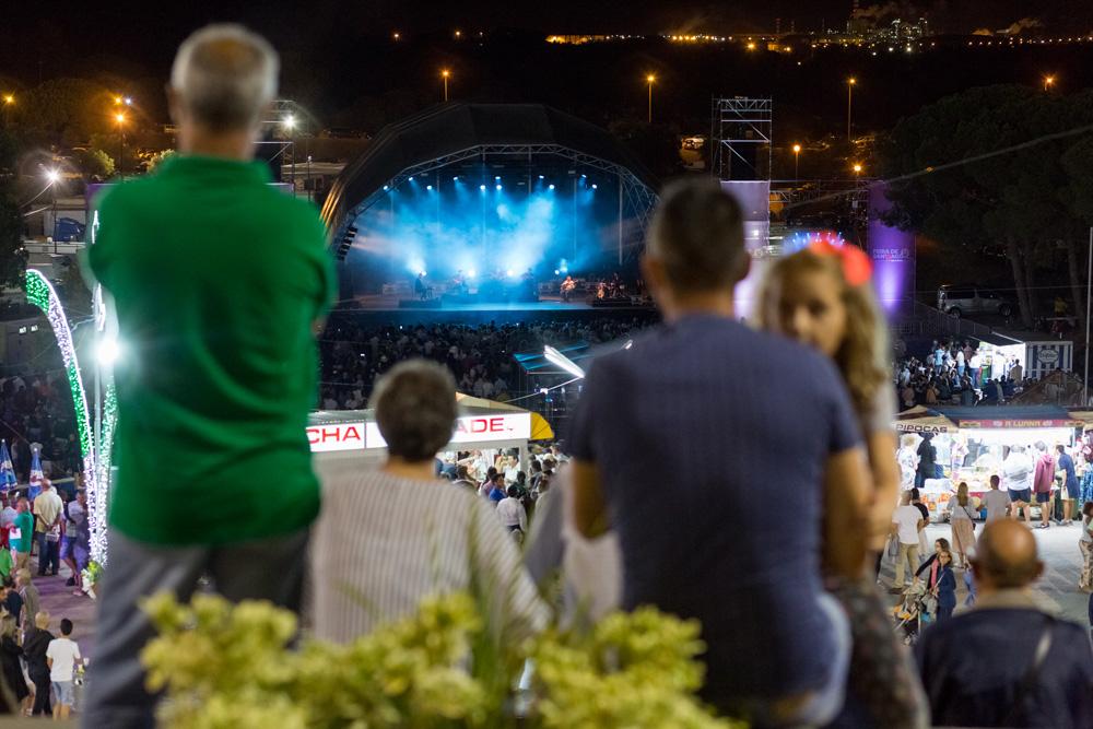 Feira de Sant'Iago 2019 - 3 de agosto - Ciganos d'Ouro