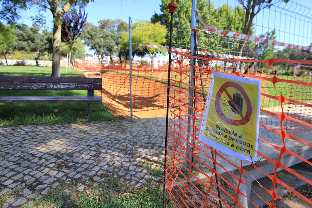 Obras de Regularização do Troço Final da Ribeira da Figueira e Bacias de Retenção | Algodeia