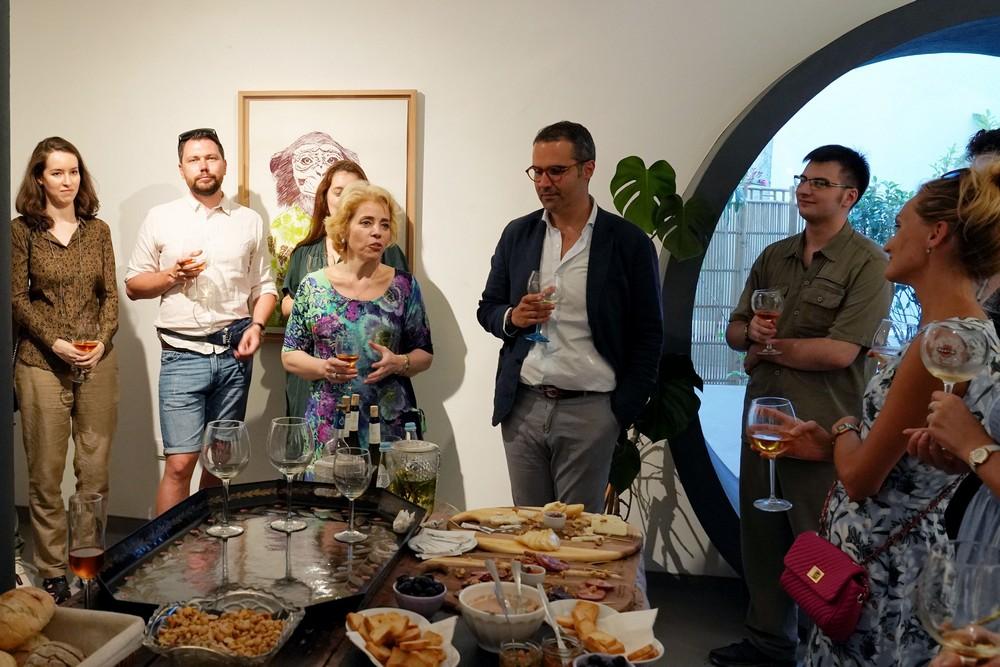 Setúbal Cantofest 2019 - receção e cocktail