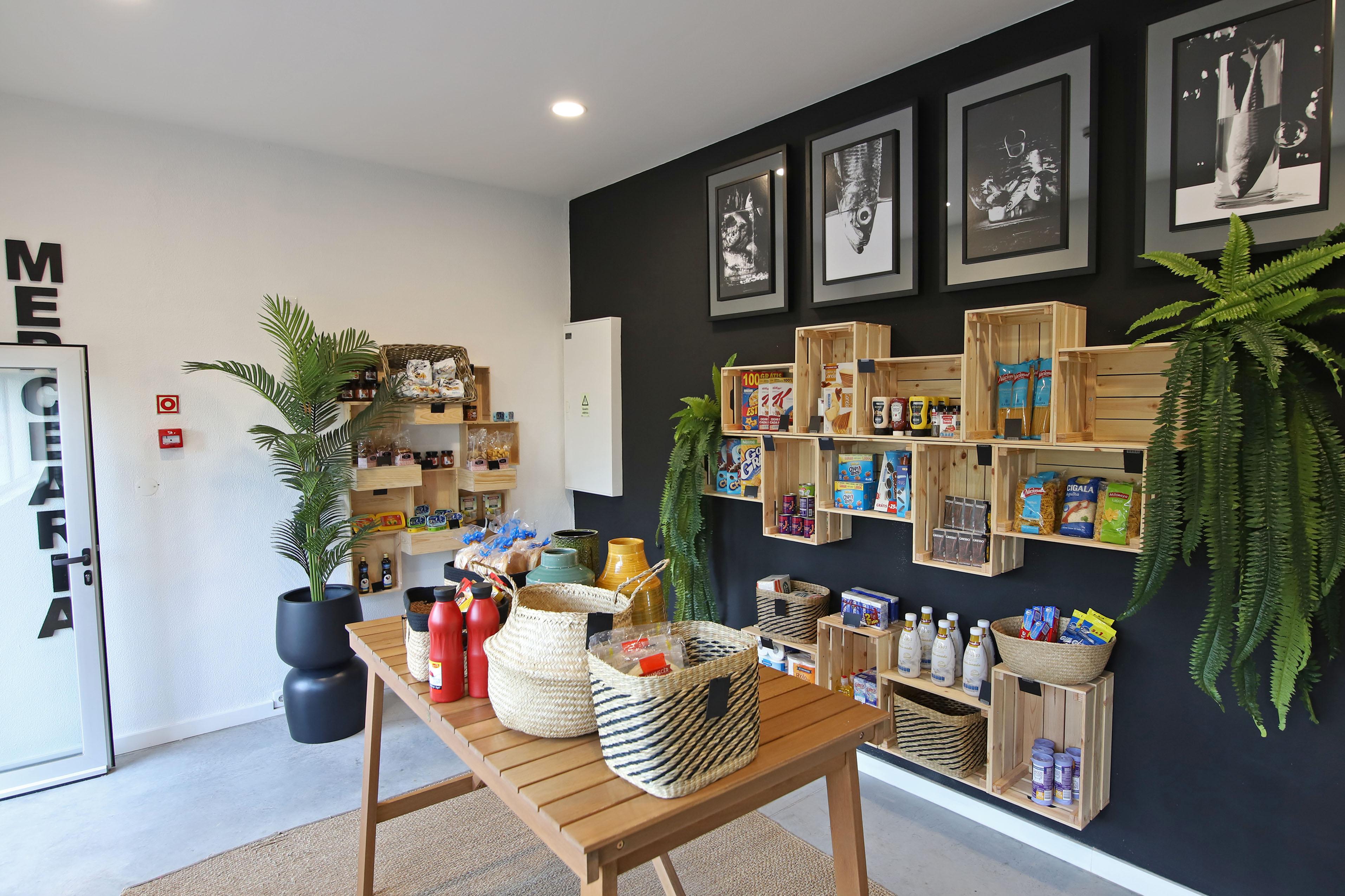 Café-Bar Cais da Gávea | EcoParque do Outão