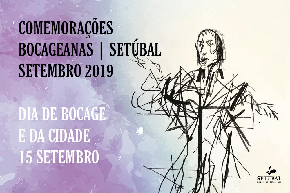 Comemorações Bocagianas | 2019