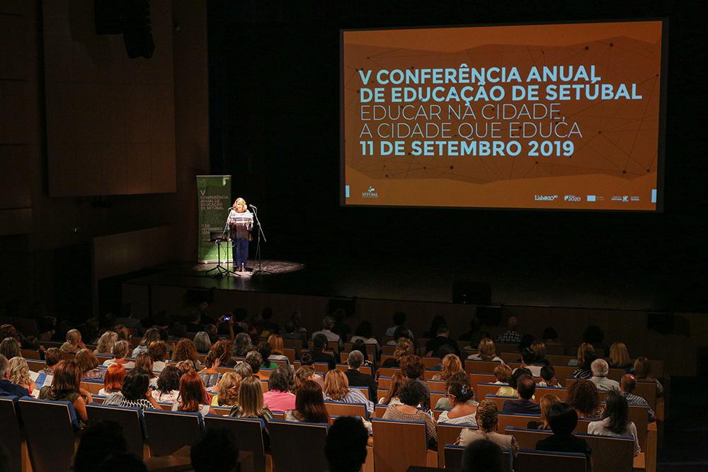 V Conferência Anual de Educação de Setúbal - 2019