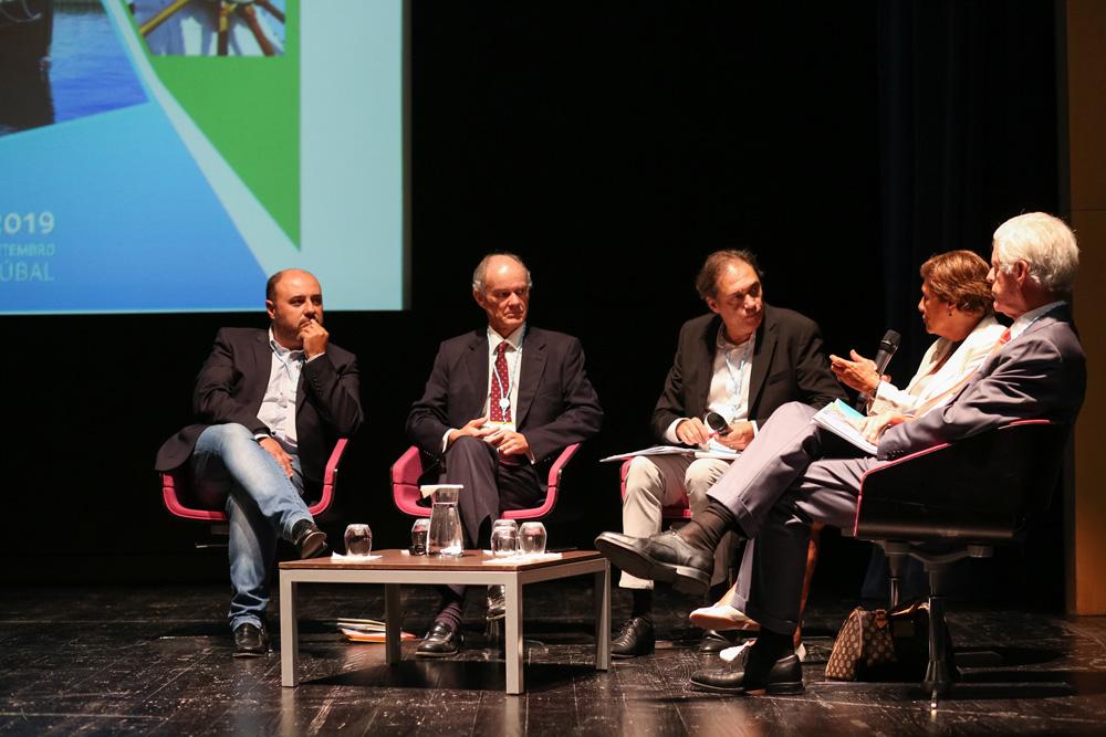 """Conferência """"De Setúbal para o Mundo"""" - Semana do Mar 2019"""
