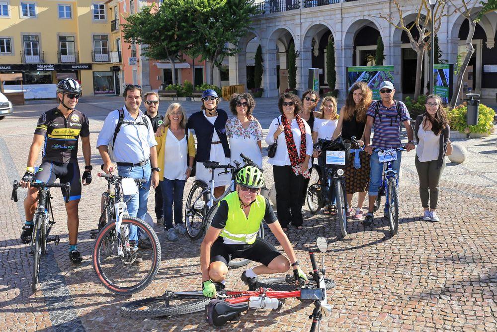 Dia Europeu Sem Carros - De Bicicleta Para o Trabalho