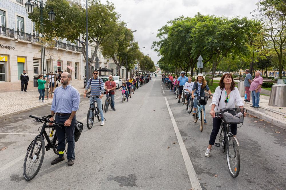 Dia Europeu Sem Carros - iniciativa 40-40-40