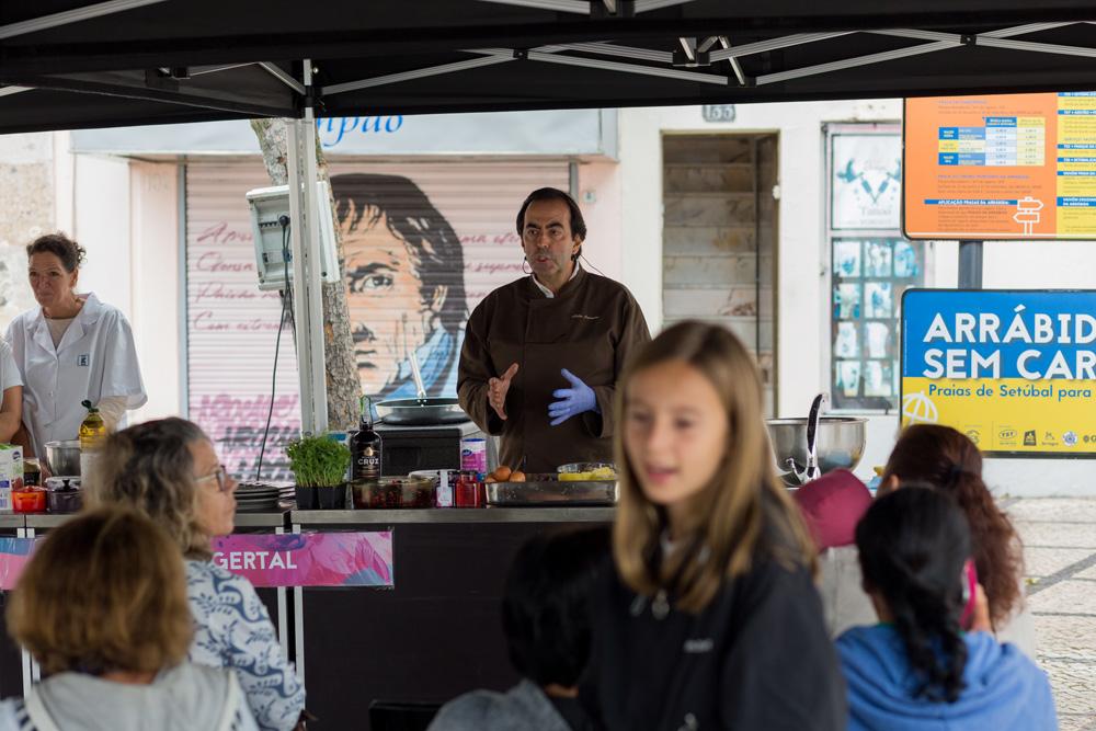 Festa da Flor 2019 | chef Hélio Loureiro