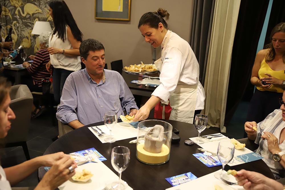 Semana do Carapau e da Sardinha | Degustação na Casa da Baía