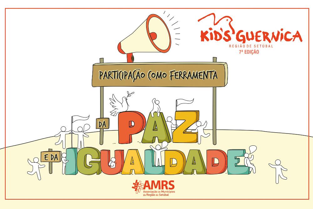 Kid's Guernica | Cartaz da edição de 2019