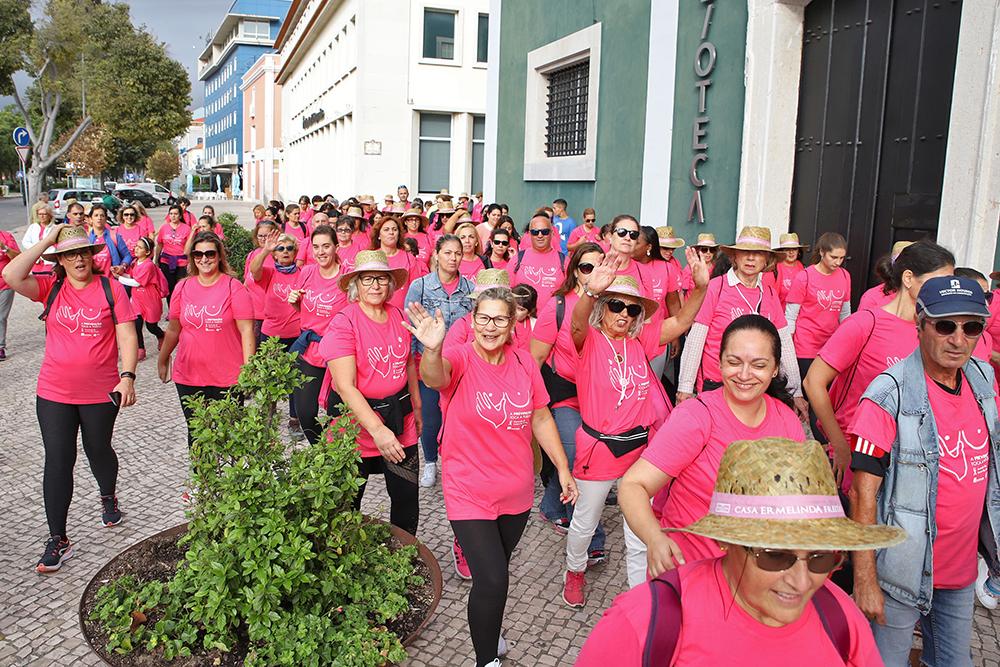 Caminhada Solidária Luta Contra o Cancro da Mama 2019
