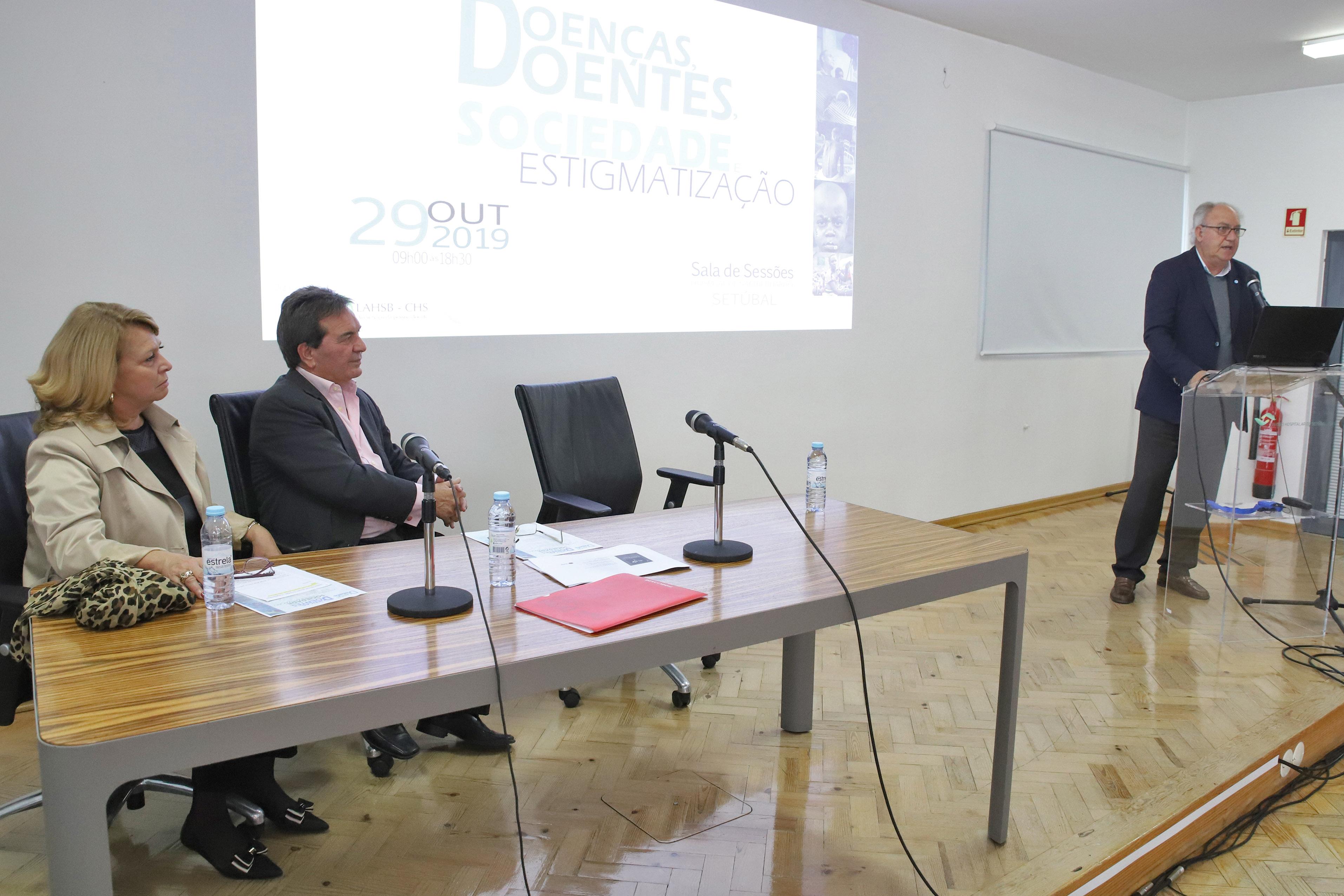 Debate Doenças e Doentes