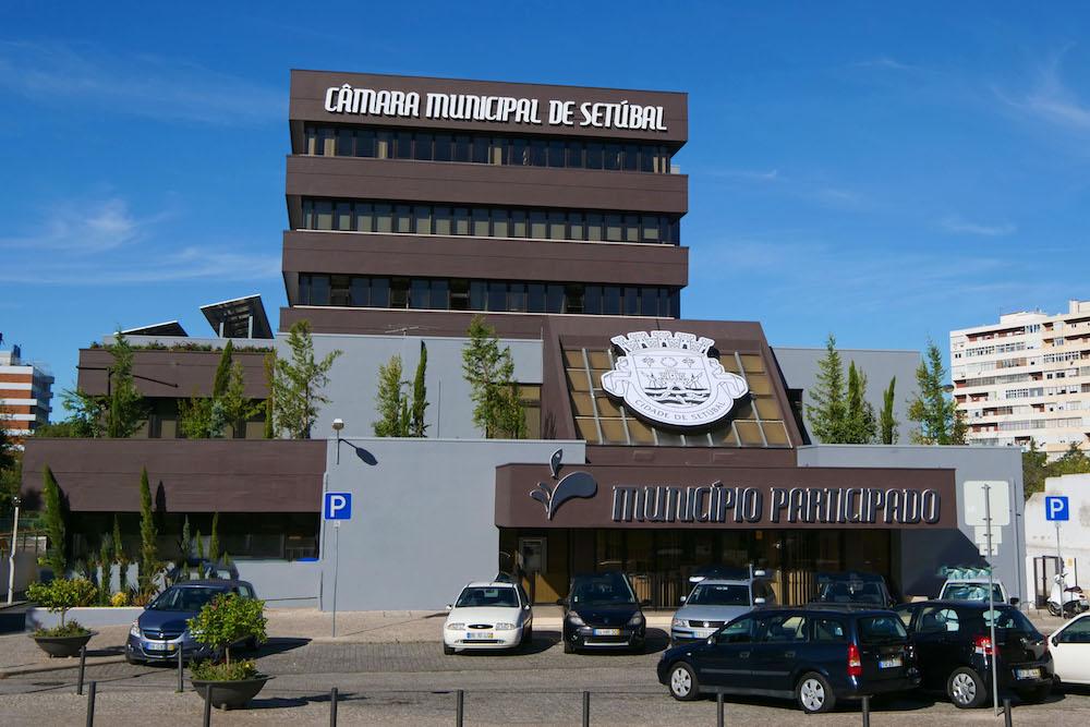 Edifício dos Ciprestes - Câmara Municipal de Setúbal