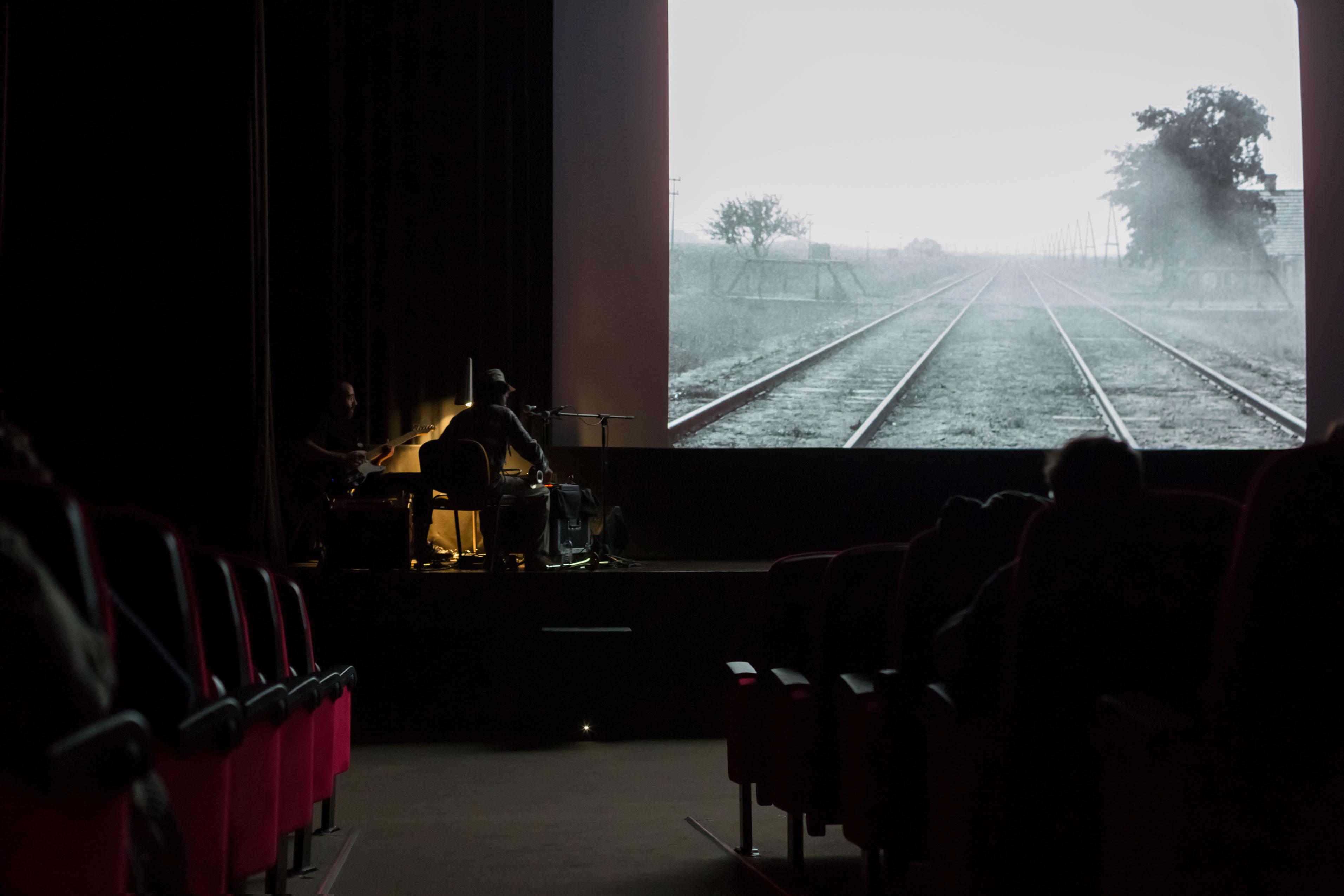 O Homem da Câmara de Filmar - Film Fest 2019