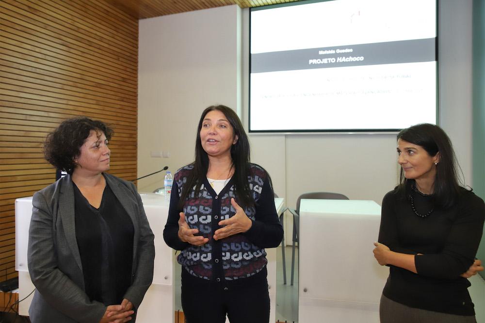 Projeto HAchoco - Mar à Conversa