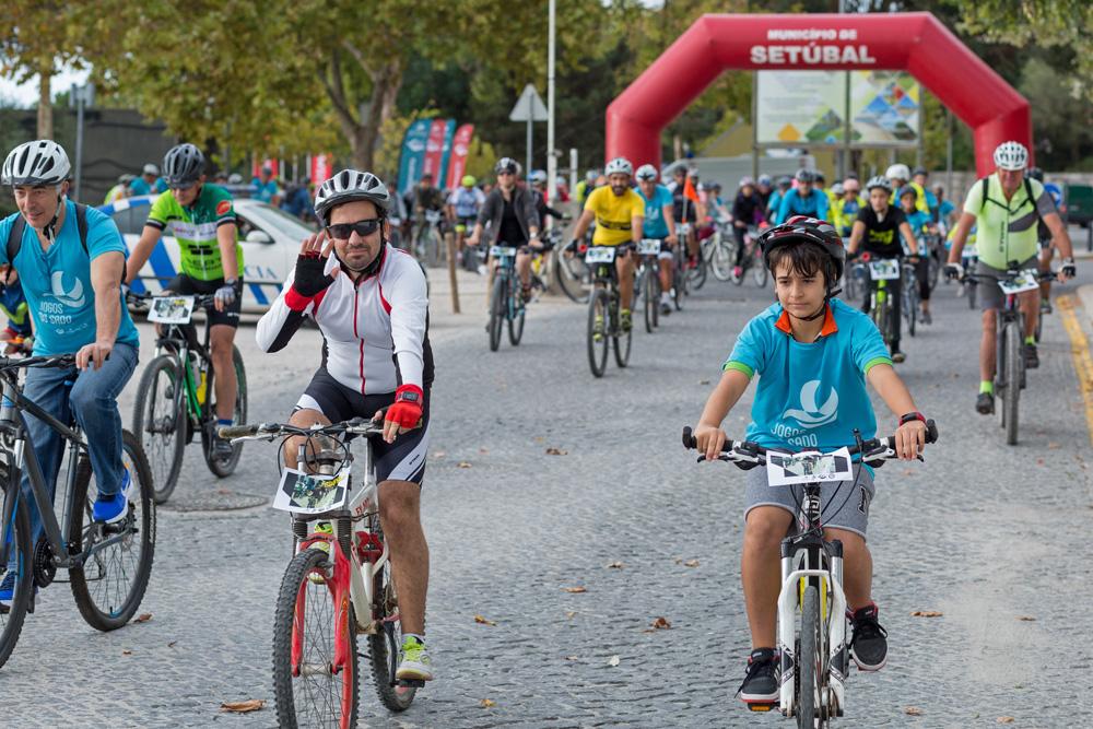 Setúbal Bike Tour - Jogos do Sado 2019