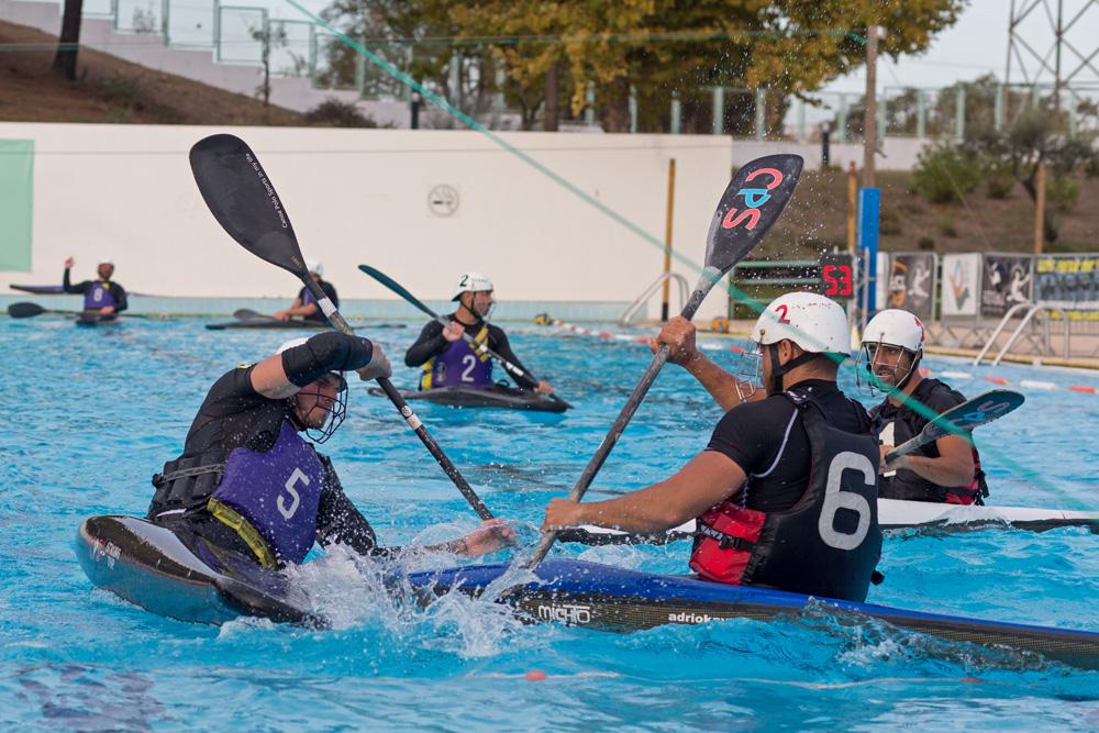 Torneio Internacional de Kayak Polo - Setúbal Cup 2019