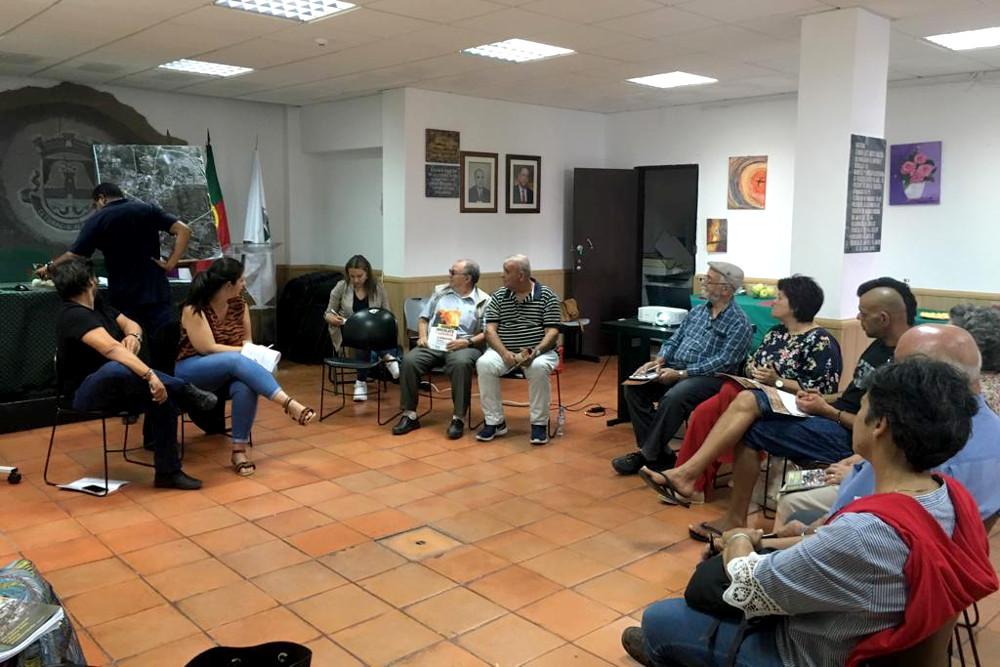 Reunião do Conselho Local de Parceiros de S. Sebastião